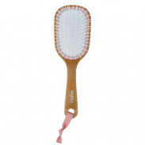 PARSA Beauty Nature Haarbürste Kork Wet & Dry rosa