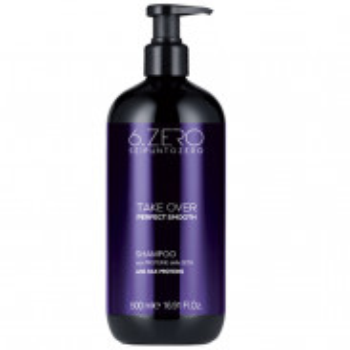 6.Zero Take Over Perfect Smooth Shampoo 500 ml