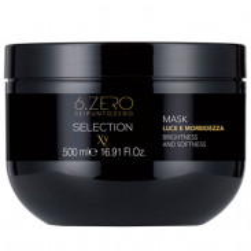 6.Zero XY Selection Shine & Softeness Mask 500 ml