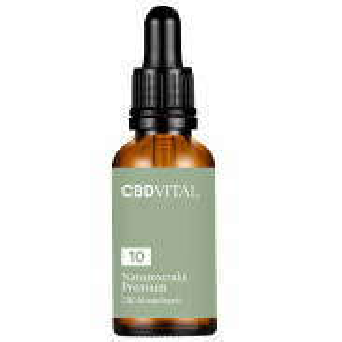 CBD VITAL 10% CBD Mundpflegeöl 30 ml