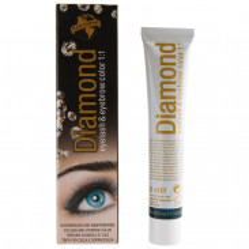 Hair Empire Diamond Color Augenbrauen & Wimpern Blauschwarz 30 ml