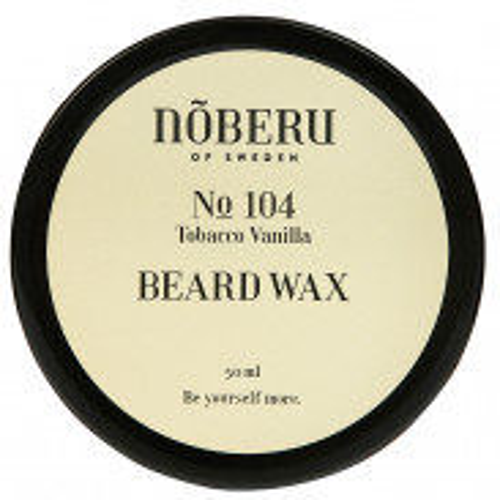 Noeberu Bart Wax - Tobacco-Vanilla 50ml