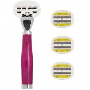 Shave-Lab Set AON Dark Lavender P.L.6+ Women