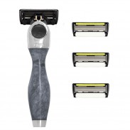 Shave-Lab Set TWEE Grey Marble P.6+1 Men