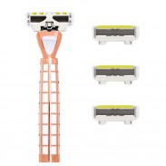 Shave-Lab Set TRES White Edition Gold Rush P.L.6 Women