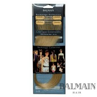 Balmain Clip Tape Extensions 25 cm Soft Copper;Balmain Clip Tape Extensions 25 cm Soft Copper