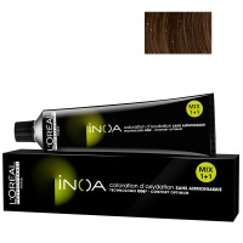 L'Oréal Professionnel INOA 7,23 mittelblond irise gold 60 ml