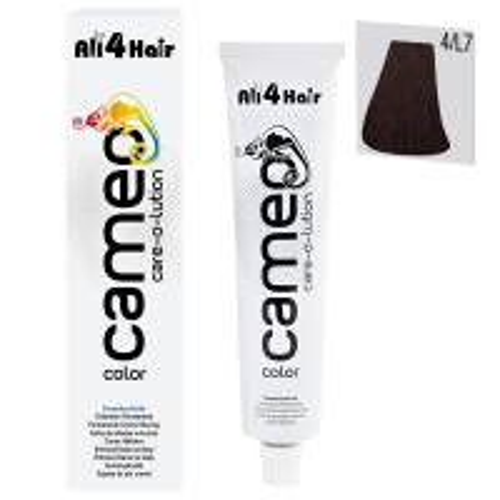 Cameo Color Haarfarbe 4/L7 mittelbraun leicht-braun 60 ml