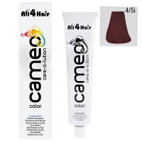 Cameo Color Haarfarbe 4/5i mittelbraun intensiv mahagoni-intensiv 60 ml
