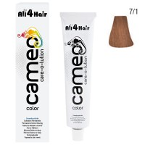 Cameo Color Haarfarbe 7/1 mittelblond asch 60 ml