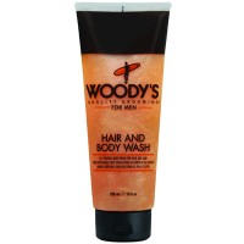 Woody`s Hair & Body Wash