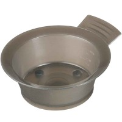 Comair Färbeschale transparent-schwarz 200 ml