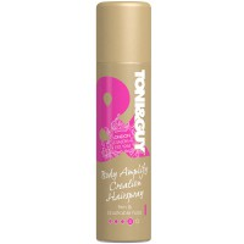 TONI&GUY Glamour Firm Hold Hairspray 250 ml