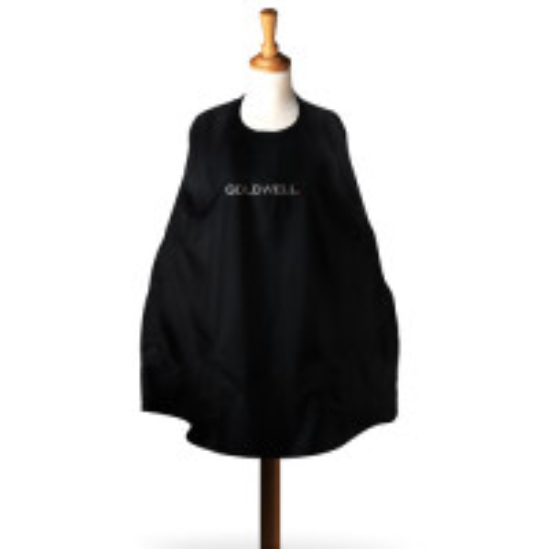 Goldwell Frisierumhang schwarz