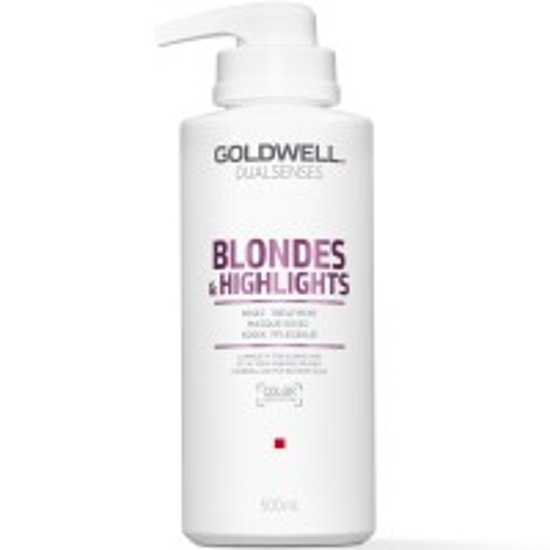 Goldwell Dualsenses Blondes & Highlights 60 Sec Treatment 500 ml