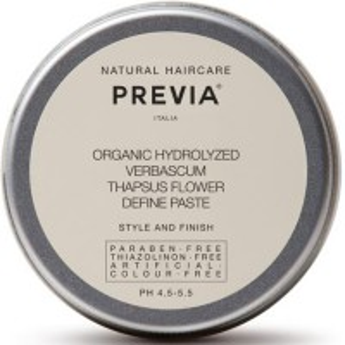 Previa Finish Verbascum Define Paste 100 ml