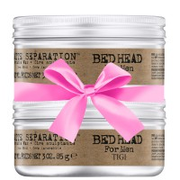 Tigi Bed Head For Men Matte Separation Workable Wax 2 x 85 g
