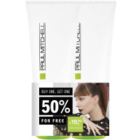 Paul Mitchell 50% OFF Straight Works 2 x 200 ml