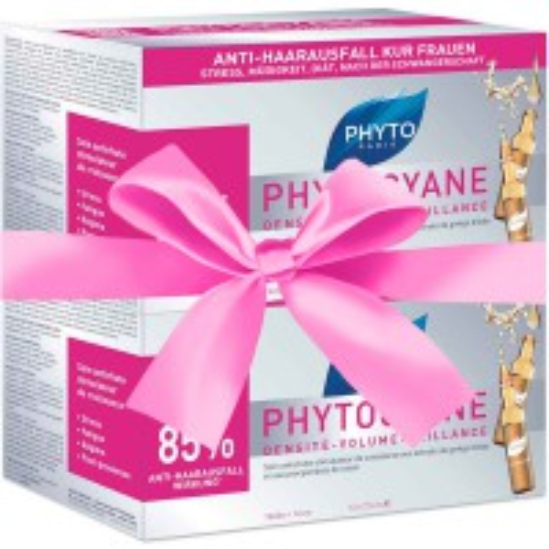 Phyto Phytocyane 12 Ampullen á 7,5 ml DUO Pack