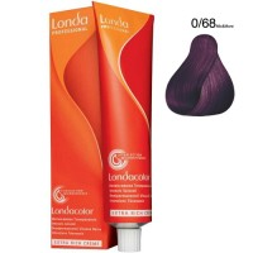 Londa Demi-Permanent Color Creme 0/68 Violett-Blau Mix 60 ml