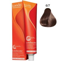Londa Demi-Permanent Color Creme 6/7 Dunkelblond Braun 60 ml