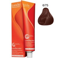 Londa Demi-Permanent Color Creme 6/75 Dunkelblond Braun-Rot 60 ml