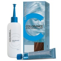 Goldwell Colorance pH 6,8 Tönungsset 6/B Goldbraun