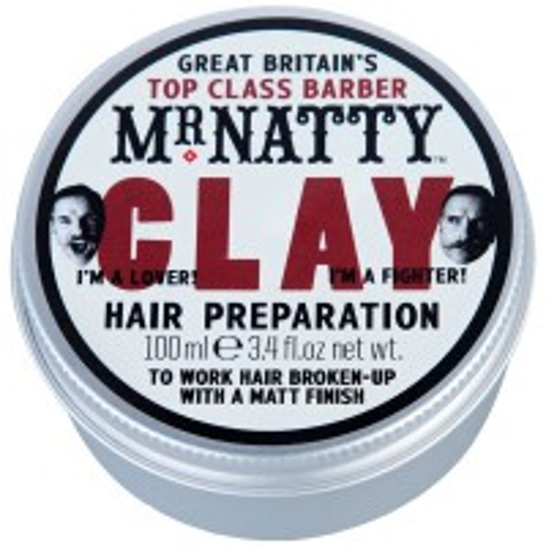 Mr. Natty Clay Hair Preparation 100 ml