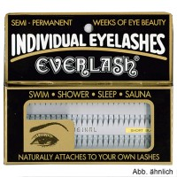 Everlash Einzelwimpern short, schwarz