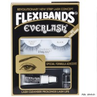Everlash Flexibands Laurel Oberlid schwarz