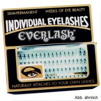 Everlash Wimpern short kurz schwarz