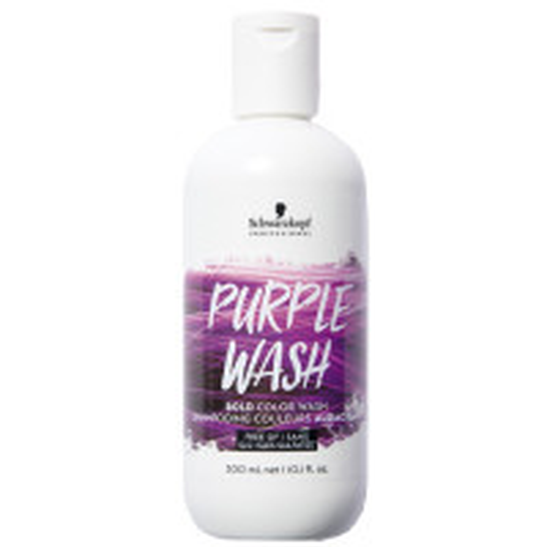 Schwarzkopf Bold Color Wash Purple 300 ml