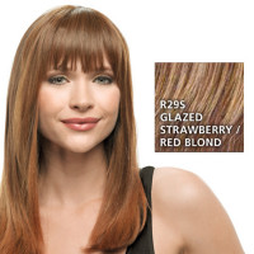 Hairdo Clip In Bang R29S Glazed Strawberry