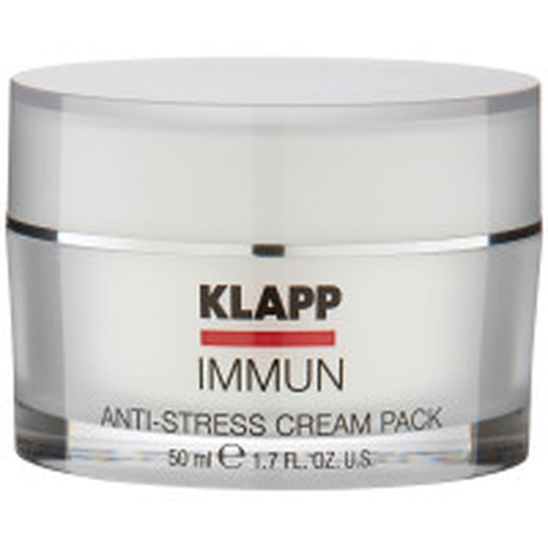 Klapp Cosmetics Immun Anti-Stress Cream Pack 50 ml