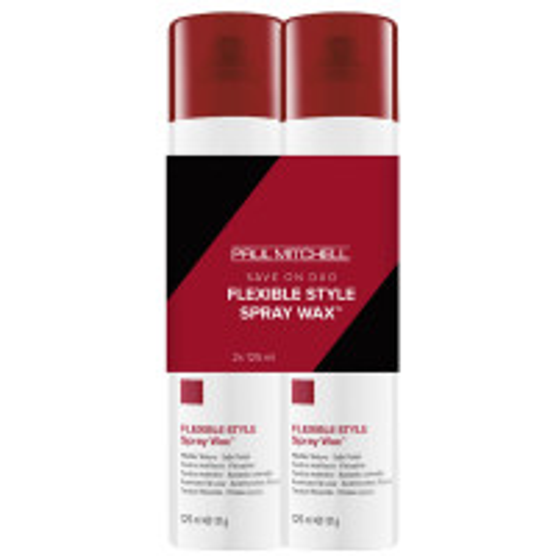 Paul Mitchell Save On Duo Style Spray Wax 2x 125 ml