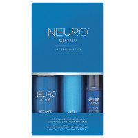 Paul Mitchell Neuro Lift and Reshape Trio
