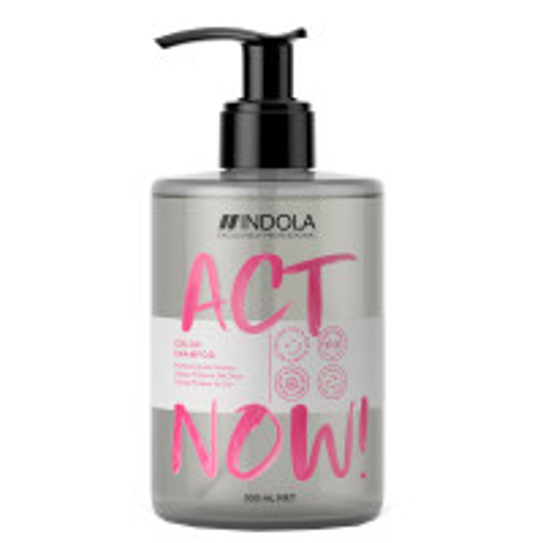 Indola Act Now! Color Shampoo 300 ml