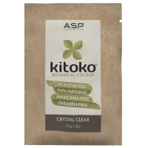 ASP Kitoko Botanical Colour Crystal Clear 40 g