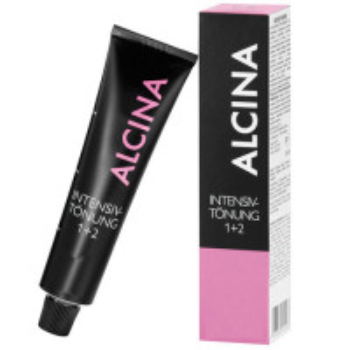 Alcina Color Creme Intensiv Tönung 4.65 mittelbraun violett-rot 60 ml