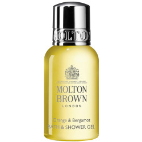 Gratis: Molton Brown Orange & Bergamot Bath & Shower Gel 30 ml