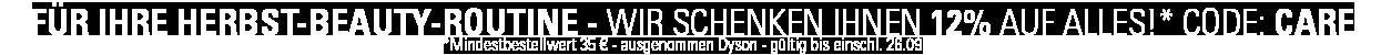 Sommer Sale - bis zu 60% sparen + 10% mit Code SSV10